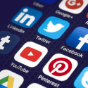 Share events to Facebook, Twitter, and other social media sites